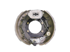 Right Hand 10K Rockwell Backing Plate with Brake Lining Assy (12 1/4 x 3 1/2)