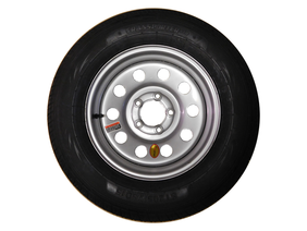 Mounted ST205-75-D15 (Bolt Pattern: 5x4.75)