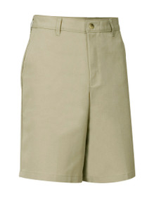 Boys Flat Front Shorts - Men