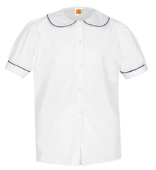 PeterPan BC Blue Piping Short Sleeve