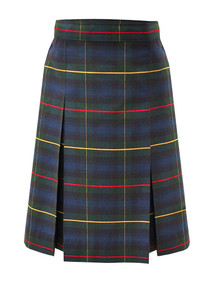 2Kick Pleat Skirt 134- Half
