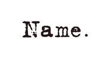 Heat Press- Name