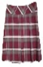 Skirt Plaid-Half