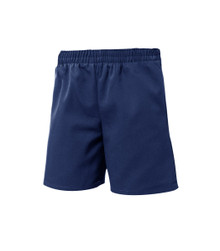 Unisex Shorts Pullon- Navy
