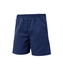 Unisex Shorts Pullon- Navy