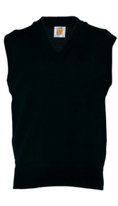 Sweater Vest V-Neck-Green