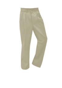 Men's Pleated Pants-Staff
