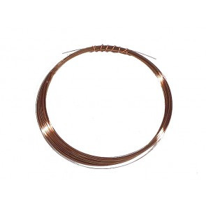 Bronze Wire - Small Coil