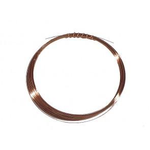 Bronze Wire - Small Coil