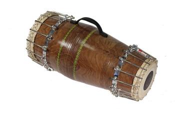Pakhawaj with Hooks (Mridangam) (PAKH001)