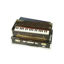 BB 2 Reed Fold Up Harmonium (HAR006)