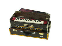BB 3 Reed Scale Change Fold Up Harmonium (HAR005)