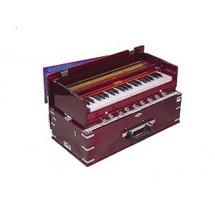 Bina 23B Deluxe Kirtan Harmonium - Hand Tuned (BIN002)