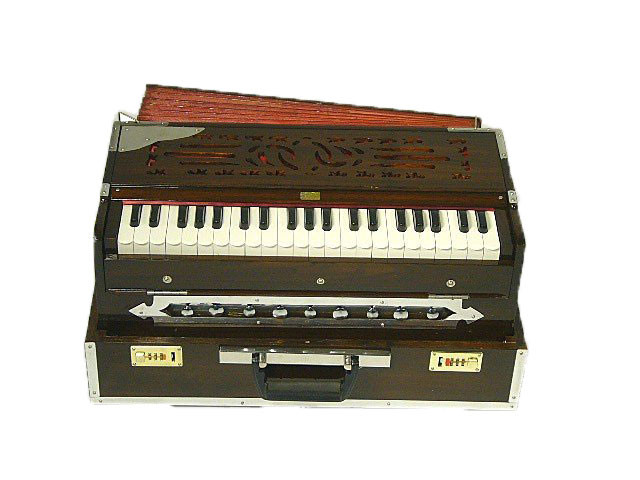 Paloma 3 Reed Fold Up Harmonium