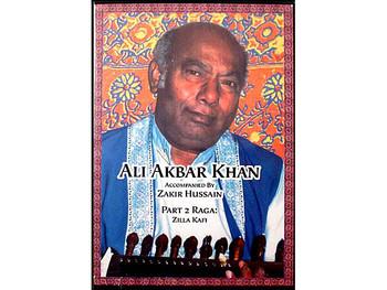DVD - Ali Akbar Khan - Concert in Berkeley Part 2 (CD003)