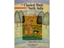 The Classical Music of North India (BOOK001)