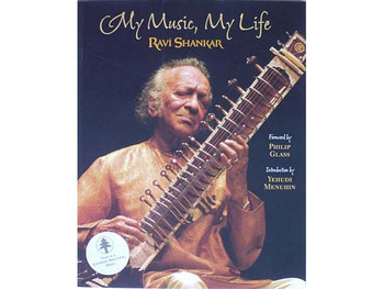 Ravi Shankar - My Music My Life (BOOK003)