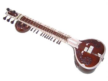 Manoj Kumar Sardar #1 Sitar (SIT037)