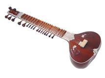 Hiren Roy Sitar - Vilayat Khan style (SIT038)