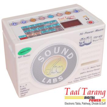 Electronic Tabla - Taal Tarang