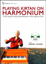 Playing Kirtan on Harmonium (DVD002)