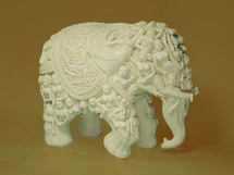 Decorative Elephant (IDOL005)