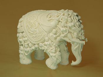Decorative Elephant (IDOL005)