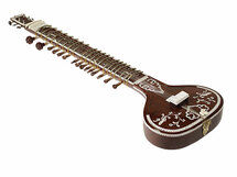 Kanai Lal Travel Sitar (SIT041)