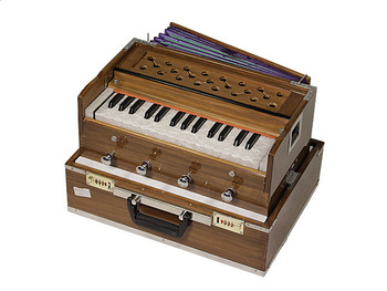 MM Kirtan Mini Harmonium (MMM001)