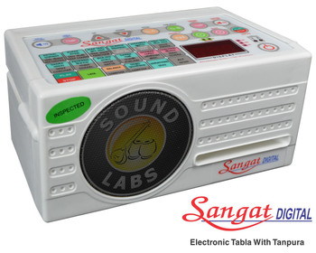 Sangat Digital Electronic Tanpura with tabla