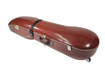 Fiberglass Sarod Case (CASE010)