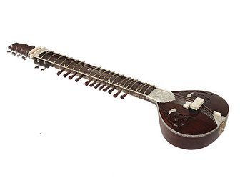R.A. Sitarmaker Travel Sitar (SIT049)