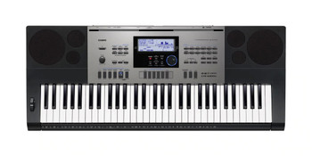 Casio Indian Keyboard CTK-6300IN (CASIO-6300)