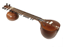 Mahogany Sitar by Alan Suits (SIT056)