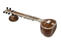 Rikhi Ram (The Original) Deluxe Teak Ravi Shankar style Sitar (SIT060)