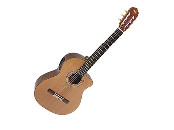 Manuel Rodriguez B Cut Guitar (w/electronics)