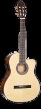 Musician's Mall Spruce Top Cutaway Semi Classical Guitar MM100C