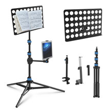 IA Stands ECT3 Sheet Music/Tablet/Phone Stand (ECT3)