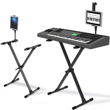 IA Stands ECT10 Keyboard Stand + Tablet/Phone Mount (ECT10)