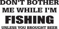Fishing Decal FSN1 #25  Boat/Truck Window Bumper Stickers