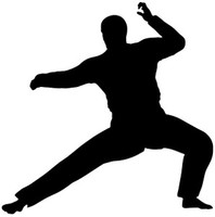 Martial Art Decal STSBS #6  Fight Vinyl Window Truck Stickers