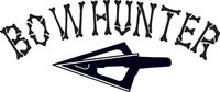 Bowhunter Deer Decal HNT1-210 Buck Hunting Stickers
