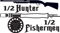 Hunting and Fishing Vinyl Decals and Window Stickers