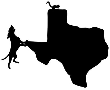 Texas State Hunting Decals and Window Stickers.