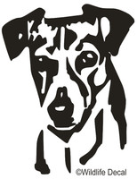 Vinyl Dog, Jack Russel Decals, Window Stickers & More.