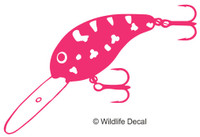 Crankbait Decals and Stickers