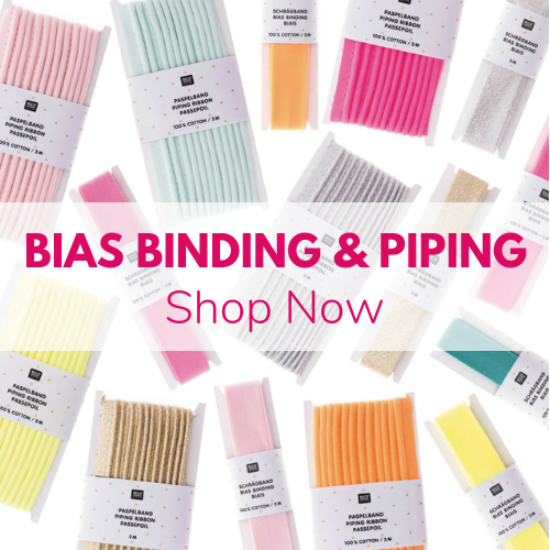 Shop now for bias binding and piping