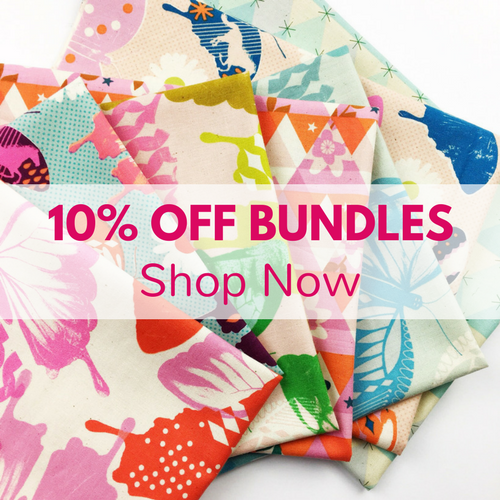 Shop now for fat quarter bundles
