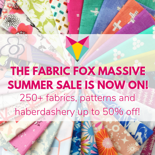 Summer Sale now on! Up to 50% off!