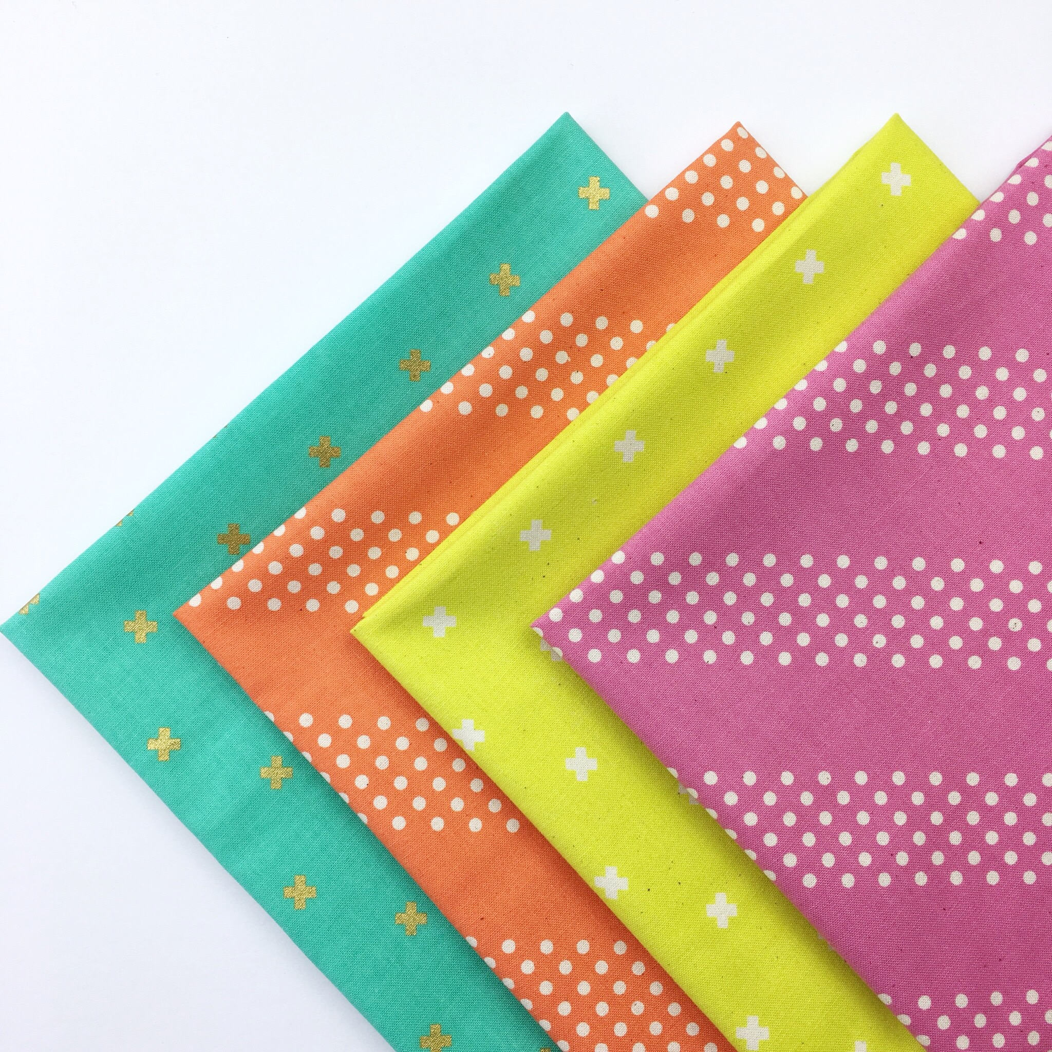 Fat Quarter Bundles at The Fabric Fox